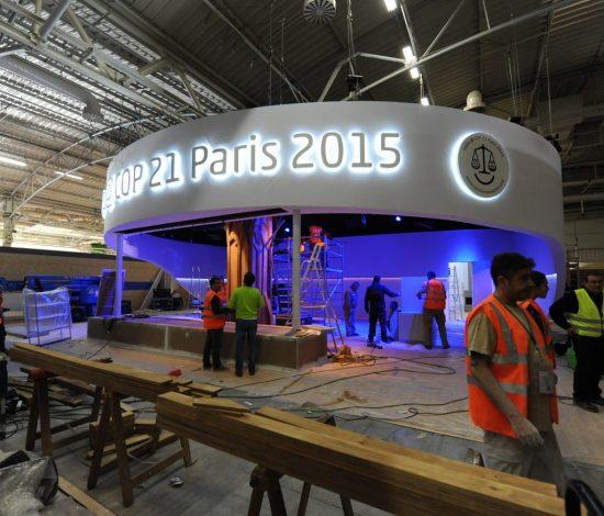 Evènements - COP 21 Paris 2015 - Gay électricité