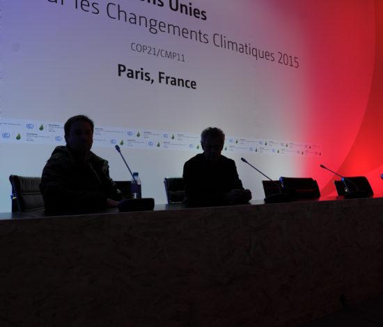 Groupes électrogènes pour COP21 Paris 2015 - Gay électricité