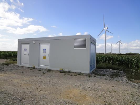 Energie verte éolienne | Gay Electricité