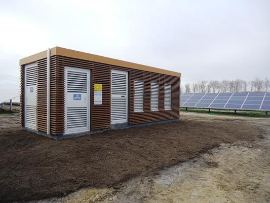 Location cellules HTA pour energies vertes photovoltaïque | Gay Electricité