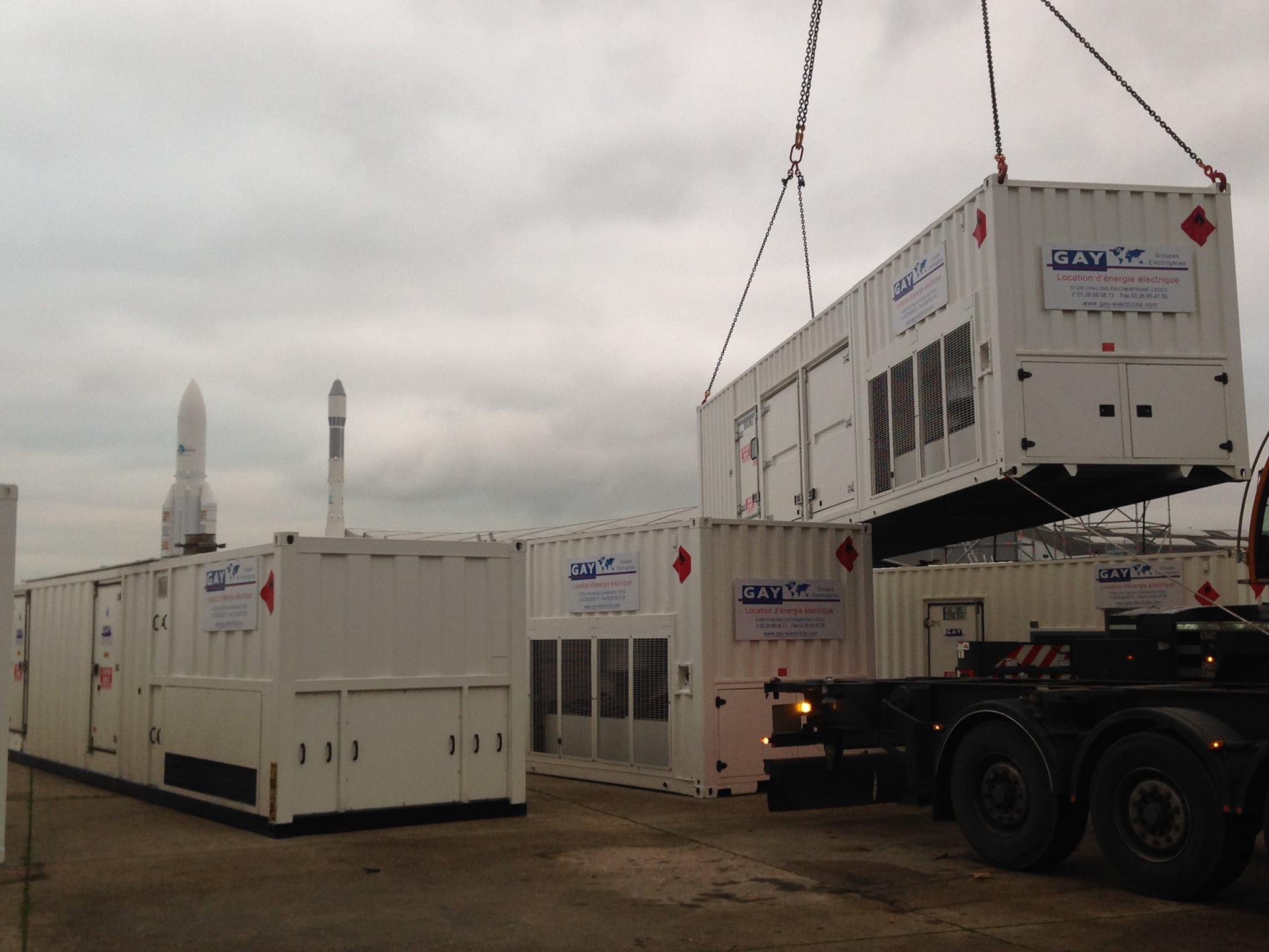 Location groupe électrogène pour COP21 | PARIS | United nations conference on climate change